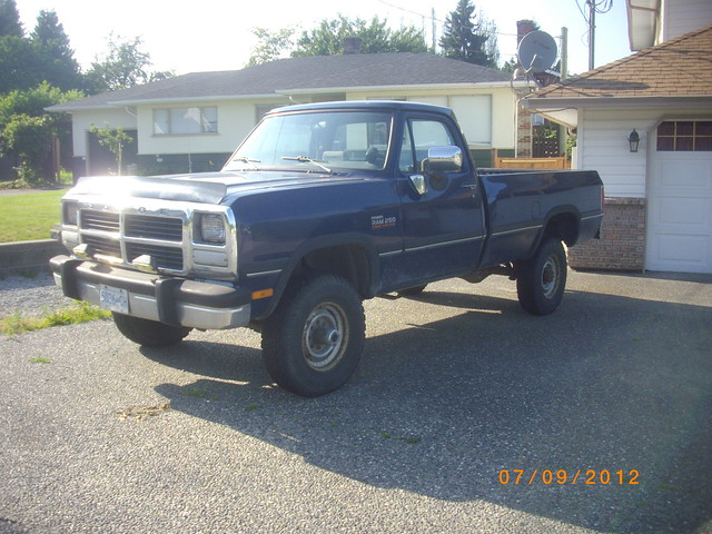 dodge ram mapleridge 250 5036ch