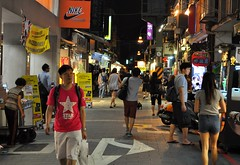 118/366 - Taiwan Street 5 (garycollins2) Tags: street shopping photography photo nikon market taiwan taipei d5000