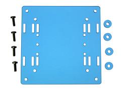 VESA Mount - parts (Solarbotics) Tags: game video mount raspberry shield safe mm arduino vesa addon 100x100 75x75 baseplate 60103 60095 solarbotics freeduino gameduino