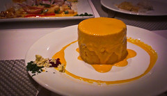 Stuffed Potato Causa with Chicken / Causa con Relleno de Pollo at CVI.CHE 105 - Miami, FL (ChrisGoldNY) Tags: travel food chicken yellow dinner stuffed downtown forsale florida miami meals viajes latin posters fl pollo appetizers bookcovers albumcovers peruvian eater southflorida entradas htc latinamerican causa htc1 cviche105 ceviche105 chrisgoldny chrisgoldberg htcone chrisgold chrisgoldphoto eatermiami juanchipoco