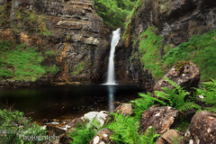 Hidden Beauty (Dave Brightwell) Tags: skye beautiful scotland waterfall invertote