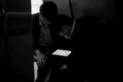 illumination (Nadia Zaboura) Tags: leica blackandwhite bw night 35mm hongkong streetphotography summicron m8 gamblers f20 leicam8