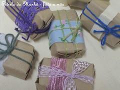 Sabonetes Artesanais (Estrela da Manh - Feito  mo) Tags: sabonete