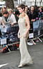 Anne Hathaway The European Premiere of 'The Dark Knight Rises' held at the Odeon West End - Arrivals. London, England