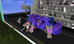 20120624 SL9B KittyCats Displays (lexxigynoid) Tags: sl9b secondlife9thbirthday june242012