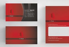 Redtower corporate identity // Branding (lemongraphic) Tags: logo businesscard branding redtower corporateidentity letterhead enevelope corporatefolder