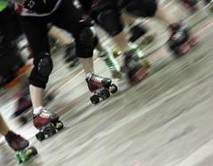 Roller Derby, Toronto (C) 2012