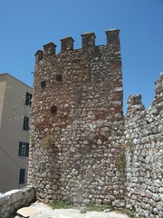 Gibraltar (Terry Hassan) Tags: tower castle rock wall medieval moorish british fortification gibraltar