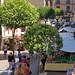 Mercado semanal Ribadesella Asturias