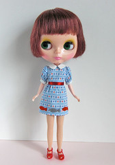 osakana(little fish) dress