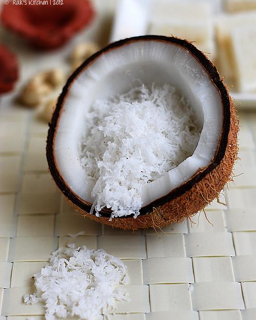 coconut-burfi