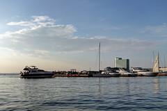 Vladivostok 39 (Alexxx1979) Tags: 2015 amurbay august bay city primorskykrai russia sea seaofjapan summer vladivostok yacht
