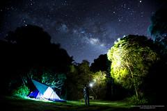 Cercanas del Volcn Barva, Costa Rica (Yeudy Guido) Tags: milkyway yeudyguidocostarica nationalpark heredia lights forest costarica puravida