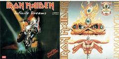 Iron Maiden - The Clairvoyant - Infinite Dreams (hube.marc) Tags: iron maiden the clairvoyant infinite dreams cd disque pochette musique