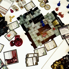 Dungeons and Dragons (spablab) Tags: chicago illinois unitedstates game gaming dungeons dragons board