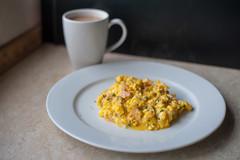 Smoked Salmon Scrambled Eggs (Matt_Daniels) Tags: