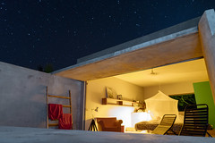 19:02, Vieques (Ti.mo) Tags: architecture brutalism concrete tropicalbrutalism vieques puertorico f28 ••• e25mmf2 iso2500 25mm 0ev 300secatf28 february 2016 hiixislandhouse pr