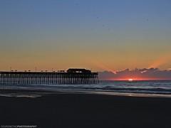 Wake Up Myrtle Beach (FourOneTwo Photography) Tags: gardencitypier gardencity myrtlebeach atlanticocean beach ocean pier sunrise sun vacation dawn fouronetwophotography