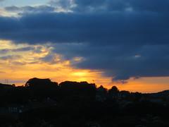 Sunset (waldopepper) Tags: haworth sky