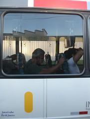 Passageiros (Janos Graber) Tags: passageiros bus ônibus autobus pessoas janelas gamboa riodejaneiro vidro