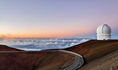 ber den Wolken (Sckchen) Tags: hawaii bigisland maunakea sonnenuntergang sunset