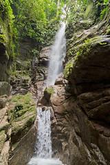 Waterfall - Amazon Jungle, Ecuador