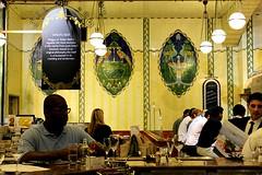 Wagyu beef (Peter Denton) Tags: harrods foodhall architecture doultontiles bromptonroad knightsbridge london city england food departmentstore history peterdenton wagyu kobe beef interior canoneos100d