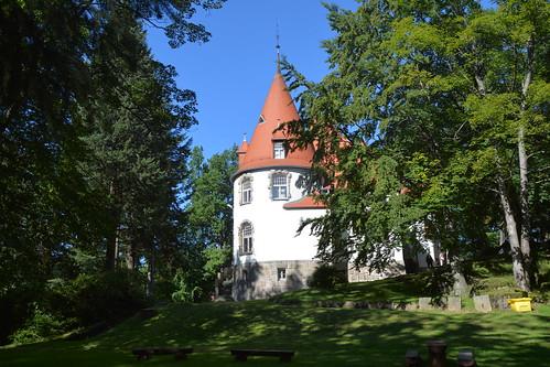 Gerhart-Hauptmann-Haus in Jagniątków
