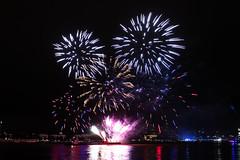 Fireworks World Port Days (photo 5) (R. Engelsman) Tags: vuurwerk wereldhavendagen worldportdays fireworks rotterdam 2016 010 netherlands canon 650d outdoor night nl nederland show rotjeknor