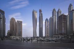 Kayan Tower, Dubai Marina's Jowel II Sept-13-16 (Bader Alotaby) Tags: marina kayan infiniti nikon d7100 riyadh skyscraper skyline cityscape nightscape ruh photography ksa gcc art architecture leed kafd sunset blue hour amazing 18200 1116 sigma samyang 8mm tokina supertall megatall cma hok kkia dxb dubai uae doh doha qatar bahrain manamah burj khalifah downtown city center modern rafal kempinski hotel flamingo sculpture chicago illinois usa travel summer loop central cta ord ny jfk kfnl kapsarc