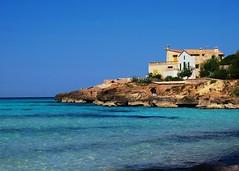 Ses covetes Mallorca (EdgarJa) Tags: ses covetes spain spanien espania baleares balearen mallorca sea mar meer bucht bay