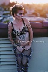 AMBER SAVAGE (NicotineBandit Photo) Tags: intothesun model suicidegirl tattoomodel tattoo tattoodgirl hot hottie hotasfuck
