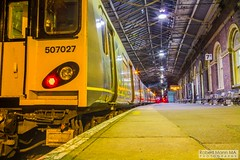 ChesterRailStation2016.09.22-29 (Robert Mann MA Photography) Tags: chesterrailstation chesterstation chester cheshire chestercitycentre trainstation station trainstations railstation railstations arrivatrainswales class175 class150 virgintrains class221 supervoyager class221supervoyager merseyrail class507 city cities citycentre architecture nightscape nightscapes 2016 autumn thursday 22ndseptember2016 trains train railway railways railwaystation