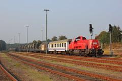 265 023-2 (pbz2012) Tags: baureihe265 gravita sennelager dbschenker diesellok