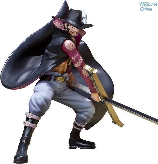 FIGUARTS ZERO鷹眼 Battle Ver.