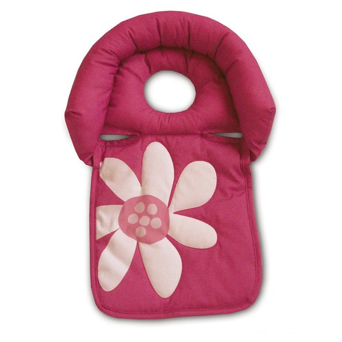 Boppy Noggin Nest Head Support婴儿头部定型枕$14.79,预防平头扁头偏头