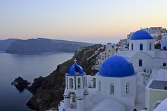 ia (anu) Tags: steeple santorini greece ia greekislands santorin oia grece thira fira greekchurch orthodoxchurch      ilesgrecques
