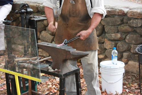 DO_Blacksmithing by vastateparksstaff, on Flickr