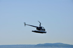 DSC_6834 (citywalker) Tags: seattle may helicopter elliottbay 2012 maritimefestival