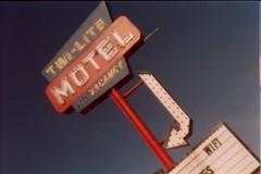 Twi-Lite Motel (squared2x) Tags: wisconsin wisconsindells