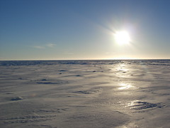 """First year Sea Ice in Marguerite Bay • <a style=""""font-size:0.8em;"""" href=""""http://www.flickr.com/photos/16564562@N02/7254713576/"""" target=""""_blank"""">View on Flickr</a>"""