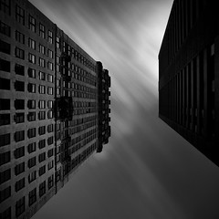 juxtapose (.insomniac) Tags: longexposure architecture detroit washingtonsquare booktower