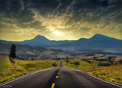 The French road 66 ! (Jean-Michel Priaux) Tags: road panorama france landscape 66 alsace paysage priaux mygearandme ringexcellence flickrstruereflection1 rememberthatmomentlevel1
