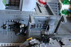 Fall of Berlin DARKWATER Assault (Andreas) Tags: lego military darkwater europeanunion brickarms legomech thepurge legomilitary fallofberlin legoapc legodrone brickarmsprotos legofuturisticmilitary legodarkwater legoeuropeanunion brickarmshaloprotos