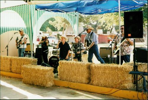 Runaway Train Band and Jacob Nelson
