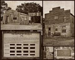 Week #24 Historical Landmark - Ingalls, Oklahoma (JewelsOK) Tags: oklahoma ingalls 2012 week24 daltongang 52of2012 tomdoolin