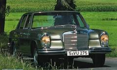 Mercedes W108 250SE (RichardRich X) Tags: mercedes w108 250se
