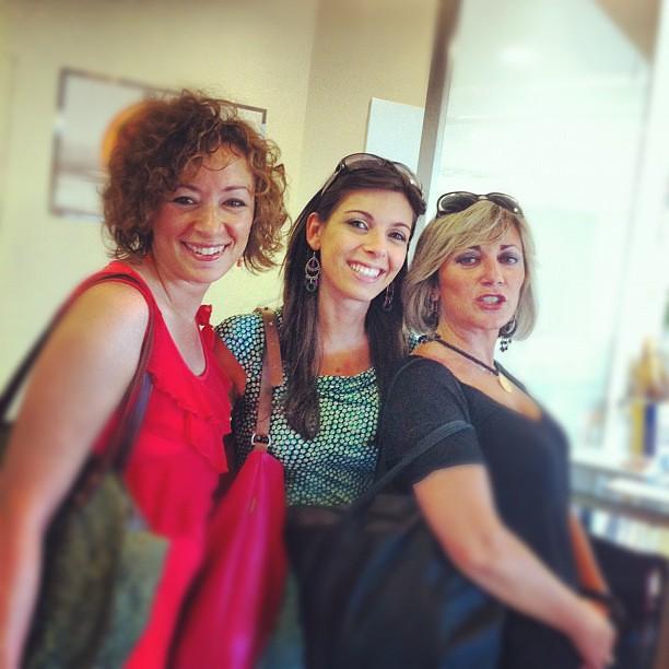 @marilenaLupo @StefaniaO e Elena Nasta from Palermo #dsglutenfree benvenute!