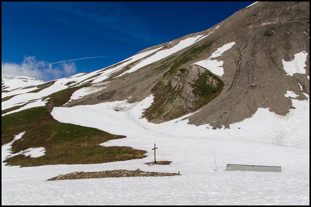 Tseuzier - Col du Rawil