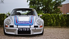 Martini. (Raoul Automotive Photography) Tags: blue original light red holland tree green classic netherlands silver dark logo photography star dc dof kroes head sony tripod 911 wide band nederland martini sigma s automotive front filter f porsche editing mm alpha f18 dslr 18 50 18200 challenge hama dt circular slt edit 2012 61 hoya cir raoul f63 pl pcc f35 a35 kenko 18200mm heeg striping polarisation martiniporsche classicchallenge